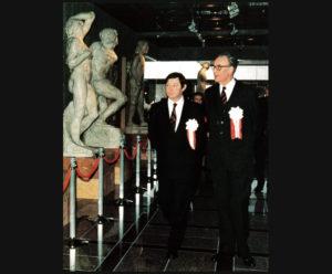 ルーブル彫刻美術館オープン 1987年12月16日