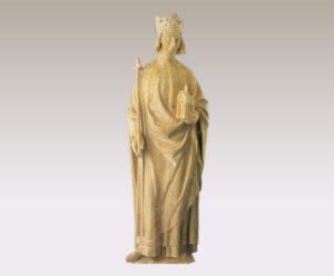シャルル5世の像