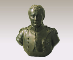 ナポレオンの胸像