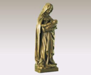 聖母子(フランソワ・ジラルドン作)