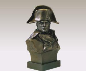皇帝ナポレオンの胸像