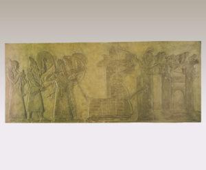獅子を射るアッシュルナシルバル2世