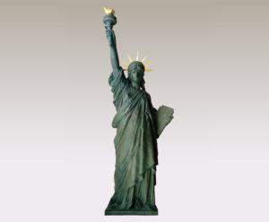 自由の女神像の原型