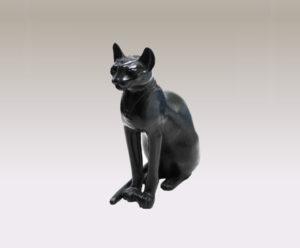 エジプトの猫(バステト女神)