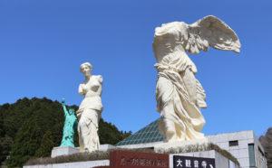 ルーブル彫刻美術館 入口