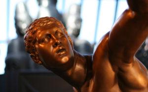 展示作品 ボルゲーゼの剣闘士