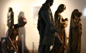 ルーブル彫刻美術館 館内