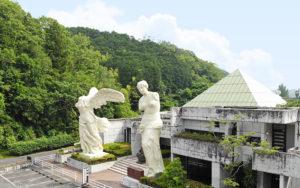 ルーブル彫刻美術館 外観